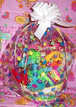 EKGB02 Easter Kids Gift Basket