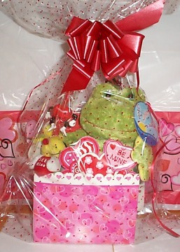 Plush Toadily Yours  Gift Basket