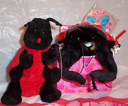 Buggy Over You Valentine Gift Basket