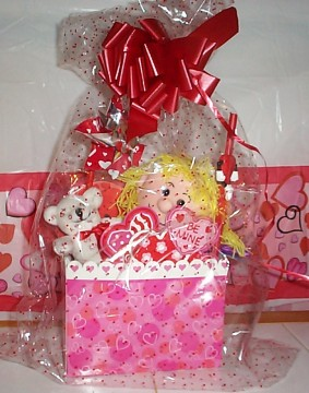 Princess of Hearts Basket